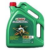 Castrol MAGNATEC Motorenöl 5W-40 A3/B4 5L (englischsprachige Etiketten)