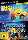 BEST OF HOLLYWOOD - 2 Movie Collector's Pack 183 (Emoji - Der Film / Pixels)