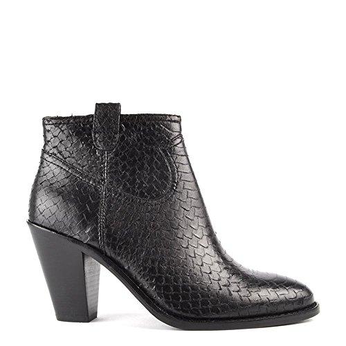 Ash Footwear Ivana Black Ankle Boot 39EU/6UK Black