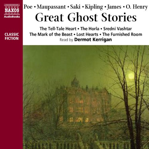 Great Ghost Stories  Audiolibri