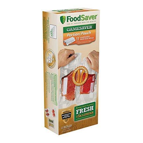 FoodSaver GameSaver 2-Pack, 11