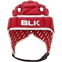 BLK exotek Headguard Equipo de protección Personal, otoño/Invierno, Unisex, Color Rojo, tamaño Medium