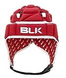 BLK Niños exotek Headguard Equipo de protección Personal, otoño/Invierno, Infantil, Color Rojo, tamaño SB