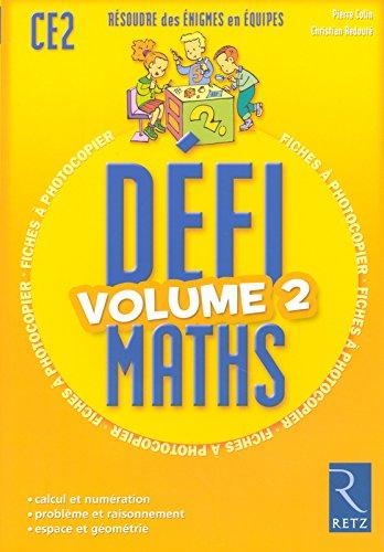 Défimaths - Volume 2