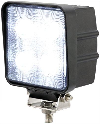 AdLuminis LED Arbeitsscheinwerfer 40 Watt 3600 Lumen, 40°, 12V 24V, IP67 Schutzklasse, 6000K, Zusatzscheinwerfer, Rückfahrscheinwerfer, Suchscheinwerfer, Arbeitsleuchte
