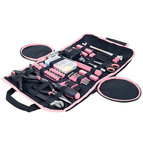 Stalwart kit d'outils ménagers de voiture et bureau en rouleau jusqu'Sac 86piece par, 75-HT2086