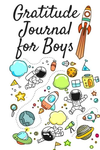Gratitude Journal For Boys: Gratitude Journal Notebook Diary Record for Children Boys With Daily Prompts for Writing (Scrapbooking Boy)