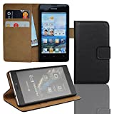 EximMobile Brieftasche Handytasche Flip Case Etui für