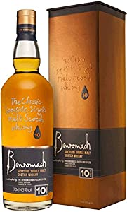 Benromach 10 Years Old Single Malt Scotch Whisky 70 cl by Benromach