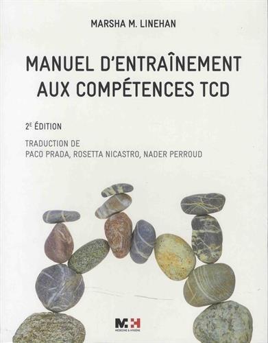 Manuel d'entranement aux comptences TCD 2e ed