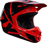 Casque Motocross Fox 2017 V1 Race Rouge (S , Rouge)