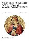 Commento al Vangelo di Giovanni. Testo latino a fronte: 1