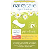 (2 PACK) - Natracare Natural Panty Liners Curved | 30s | 2 PACK - SUPER SAVER - SAVE MONEY