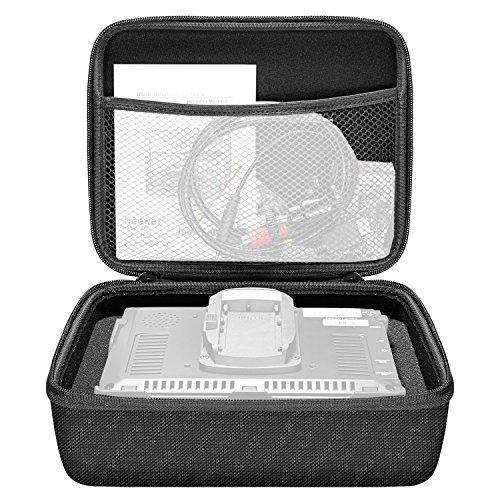 Digital Photo Cube (Neewer Tragetasche EVA Monitor (23,9x 18,8x 8,9cm/24x 19x 9cm) mit Aussparung Cube Block Schwamm Schaumstoff Pad für nw759/760/74K FeelWorld fw759/760/74K und andere 17,8cm Monitor)