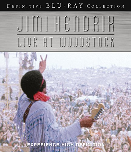 Jimi Hendrix - Live At Woodstock - Definitive Blu-ray Collection