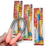 3x DONO Super Stick Epilator Epilierer Enthaarung Haarentfernung Epilation Spiraltechnik
