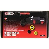'KS Tools 1/4-Lucidatrice per aria compressa Slim Power Mini, 515.5125