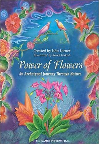 Power of Flowers by Isha Lerner (2014-11-14)