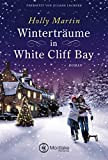 Winterträume in White Cliff Bay von Holly Martin