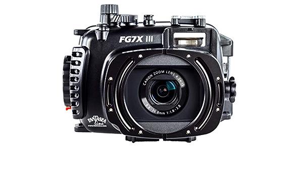 Fantasea Fg7x Iii Underwater Housing For Canon G7x Iii Camera Photo