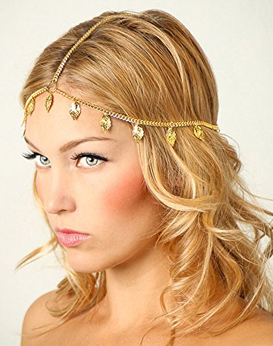 saysure-street-leaf-leaf-fringe-chain-tiara-headband-hair-accessories