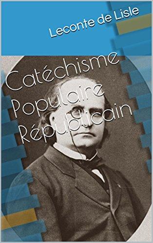 Catéchisme Populaire Républicain