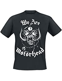 Motörhead We Are Motörhead T-Shirt schwarz