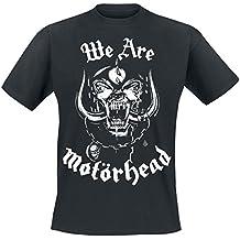 Motörhead We Are Motörhead T-shirt noir