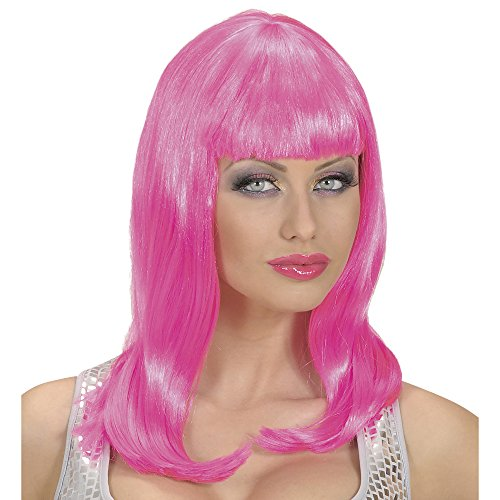 Perücke Patsy pink