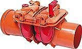 KESSEL -Rückstauverschluss Staufix 73100 aus Kunststoff DN 100