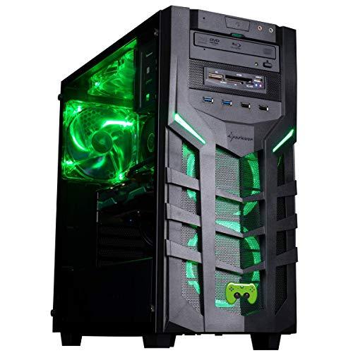 ONE PietSmiet PC Nougat Gaming-PC Intel Core i7-9700 Prozessor ASUS NVIDIA GeForce RTX 2060 16 GB DDR4 500 GB SSD + 2 TB HDD ASUS Mainboard Microsoft Windows 10 Home 3 Jahre Garantie 500-gb-digital-multimedia
