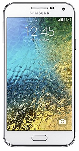Samsung Galaxy E5 (White,16GB)