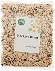 Whole Foods Market Blackeye Beans, 500 g