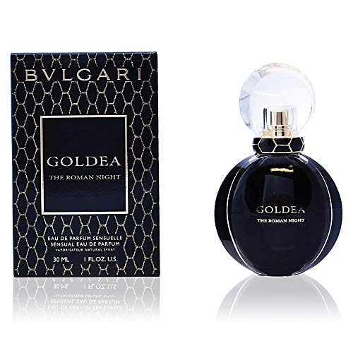 Bvlgari goldea the roman night, eau de parfum sensuelle donna, 30 ml