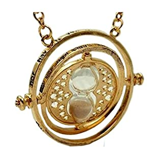 Aceon Spinning Harry Potter Zeit Turner Halskette