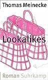 Lookalikes: Roman - Thomas Meinecke