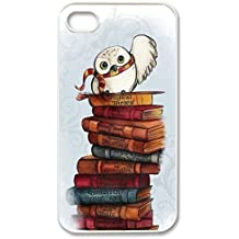 cute harry potter owl hedwig - Hard Cover Case for iPhone 5 5s case