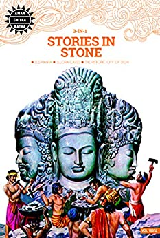 Descarga gratuita Stories in Stone: 3 in 1 (Amar Chitra Katha) PDF