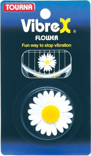 Tourna Vibrex Blume Tennis Vibration Dämpfer (Vibrations-dämpfer Einzigartige)
