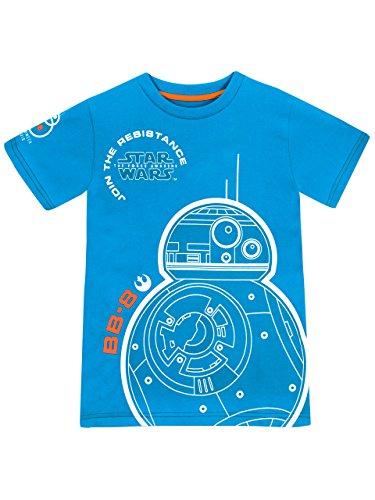 Star Wars - Camiseta de manga corta - La Guerra de las...
