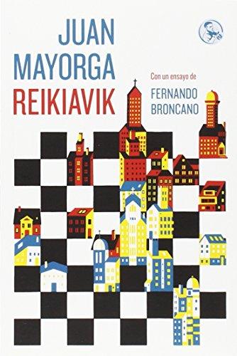 Reikiavik (Libros robados) por Juan Mayorga Ruano