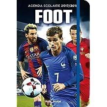Agenda scolaire 2017-2018 Foot