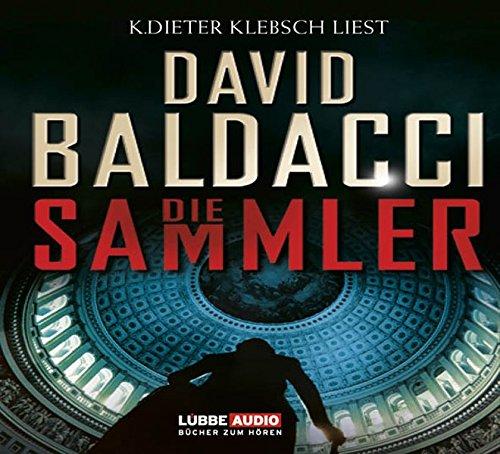 Die Sammler (6 CDs) (Lübbe Audio)
