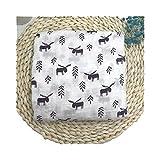 Tessuto di cotone per vestiti e cucito fai da te tessuto morbido fatto a mano, Cotone, Elk, taglia unica