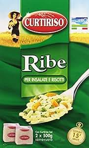 Curtiriso - Riso Ribe, per Insalate e Risotti - 1000 g
