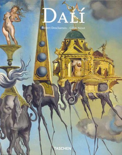 Descargar Libro Salvador dali 1904-1989 de Robert Descharnes
