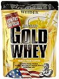 Weider Gold Whey Beutel 2er Pack, Vanille, 2 x 500 g (1 x 1 kg)