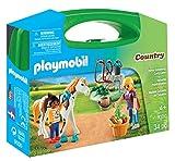 Playmobil - Maletín Grande Cuidado de Caballos, única (9100)