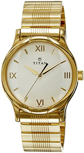 51qE4qsOvBL - Titan NE1580YM01 Karishma Mens watch