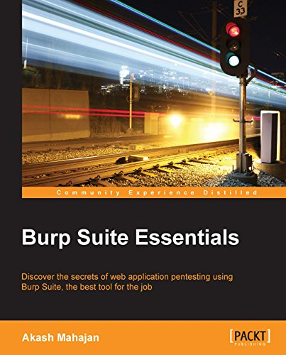 Burp Suite Essentials (English Edition)